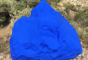 'Blue Rock' (WanderStories)
