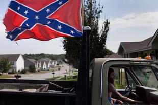 Robert Lee's truck