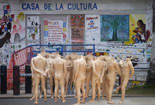 heroes anonimos en la embjada americana en Panama