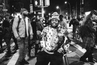 NYC authentic guy