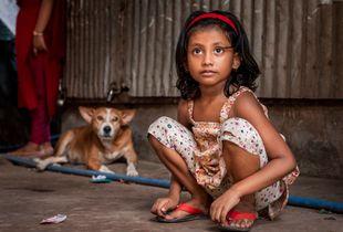 Bangladeshi children 1