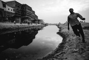A Run to Yamuna