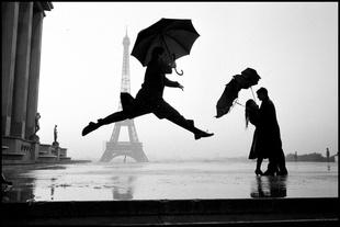 Eiffel tower 100th anniversary, Paris, France, 1989