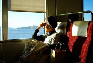 Takamatsu Train Lady