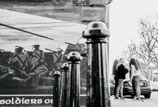 New Soldiers in Belfast