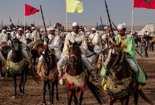 Moussem : honor & tradition behind disordered folklore