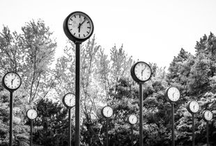 """interpretation of passing time"""