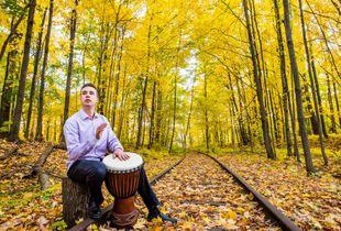 Drummer in the Wilderness