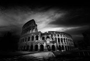 The Black Colosseum