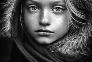 Portrait Of A Girl: Maya