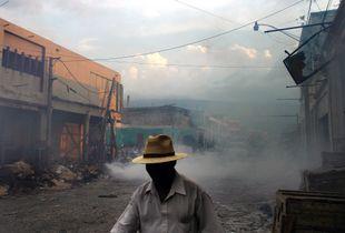 The republic of Port-au-Prince 2004