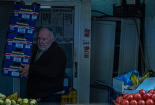 Alcoholic Greengrocer
