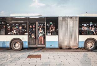 Bus Drive Bus Life