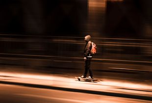 Light skating.
