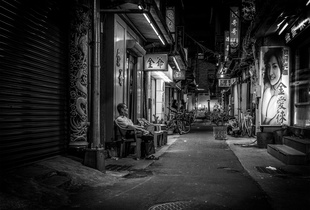 The Comfort Zone, Longshan Temple, Taipei, Taiwan