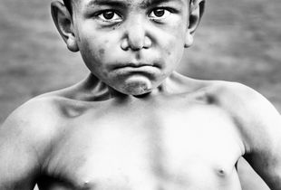 Infancia desplazada