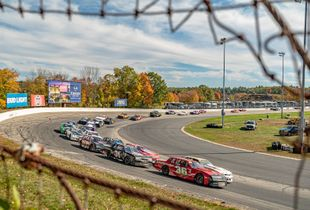 Street Stocks, Thompson Speedway Motorsports Park – October, 2019