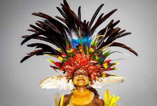 Simbu woman