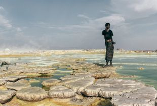 Northern Ethiopia, Danakil Depression, Dallol.