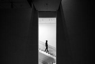Loner Series 02 : Descending Staircase