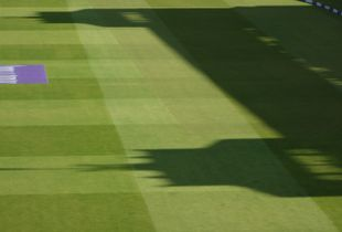 THE PAVILION, EVENING SHADOW