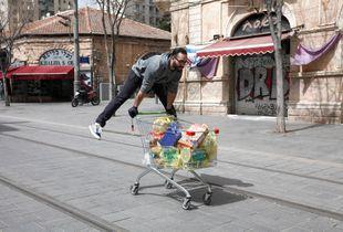 Corona Cart