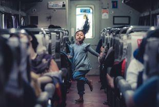 Train dancer