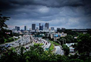 Atlanta During the Day