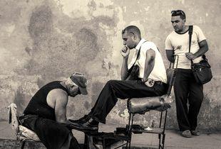 Shoeshine #1