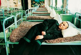 Stas, Sentenced for Murder, Juvenile Prison for Boys, Russia 2009