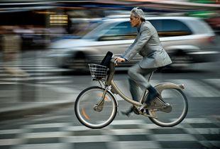 Paris in bici