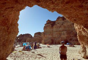 Praia dos Três Irmãos, Portugal 2