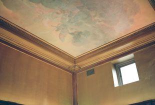 Ceiling interior, Boston Public Library, Boston MA, 2016
