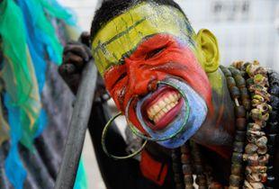 El Indio/Carnaval de Barranquilla