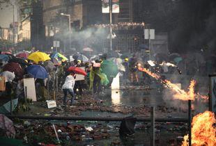 Molotovs Strike Back