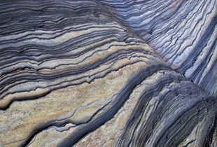 Rock Strata, Northumberland Coast
