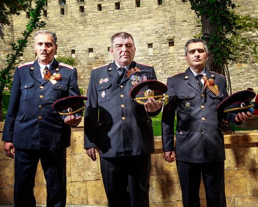 Azeri Generals