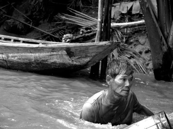 Mekong Delta Dredger