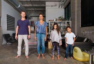 Mixed Blood:  Ahrens Family, Miami