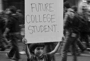Manifestation des Indignés - New York - 2012