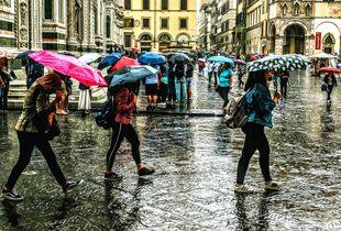Firenze Rain #1
