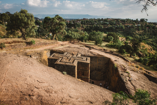 A Journey into the past: Lalibela