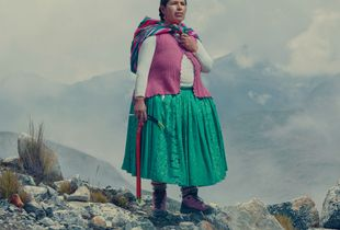 Cholitas Escaladoras - Cecilia Llusco Alaña