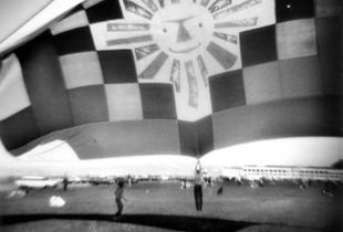 the big  kite