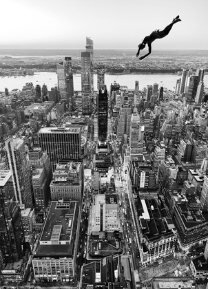 Arriving in New York _1