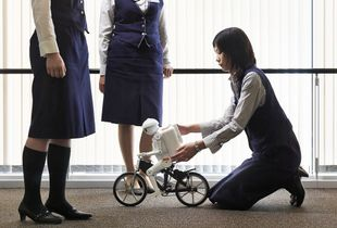 Murata Boy #1 [Murata], Head Office building, Nagaokakyo-100 shi, Kyoto, Japan, 2010.