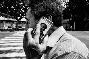 The Chairman phone call