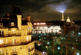 Le Bon Marche, the Tour, and the Tomb