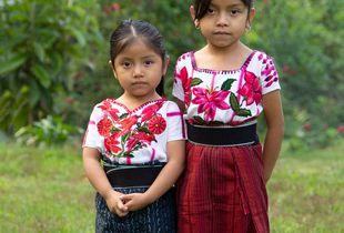 Mayan Sisters