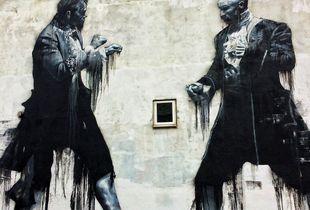 Street Art in East Dulwich (London)